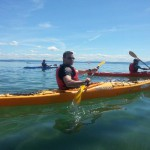 Sea Kayaking with Give It A Go